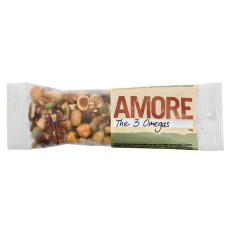 Amore Snack Packs  The 3 Omegas - Carton of 120 - $1.95/Unit + GST
