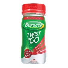 Berocca Twist N Go Original   - Carton of 12 - $3.00/Unit + GST