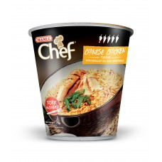 Chef Cup Chinese Chicken Noodles - Carton of 8 - $1.50/Unit GST FREE
