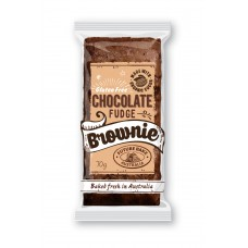 Chocolate Fudge Brownie 70g Gluten Free - Carton of 60 Units  - $1.80/Unit + GST