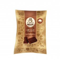 Kelly's Candy Choc Fudge 100g - Box of 32 units - $2.00/Unit + GST