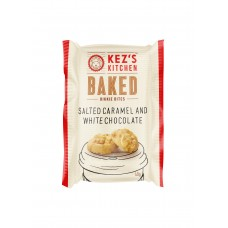 Kez's Salted Caramel & White Chocolate Bites 40g bag  - Carton of 50 - $1.25/Unit + GST