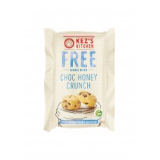 Kez's Gluten Free Choc Honey Crunch Bites 40g bag  - Carton of 50 - $1.25/Unit + GST