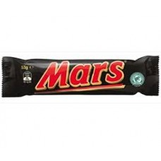 Mars Bars 53g - Shipper of 48 Units - $1.50/unit + GST