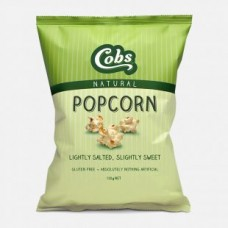 Cobs Naturals Popcorn Sweet Salty 30g  - Carton of 12 - $1.00/Unit + GST