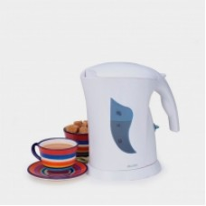 Cordless 1.0 L Plastic Kettle - Carton of 6 - $15.00/Unit + GST