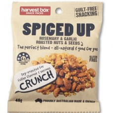 Harvest Box Spiced Up 45g - Carton of 120 - $1.70/Unit + GST