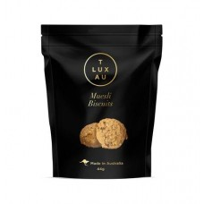 TLUXAU Muesli Biscuits - Small 44g - Carton of 6 - $2.50/unit + GST