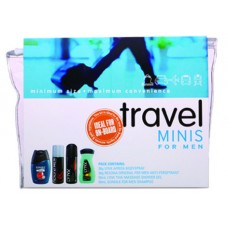 Travel Min/Men - Carton of 5 - $11.00/unit + GST