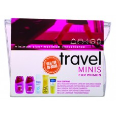 Travel Min/Women - Carton of 5 - $11.00/unit + GST
