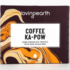 Loving Earth Salted Coffee Ka-Pow 45g  - Carton of 88 - $3.50/Unit + GST