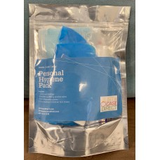 Personal Hygiene Pack - Shippers of 100 Units - Just $7.50/unit + GST
