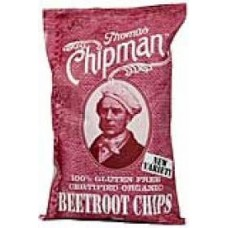 Organic Beetroot Chips 75gm - Carton of 5 - $3.50/unit + GST - *CURRENTLY UNAVAILABLE*
